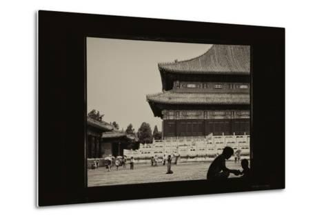 China 10MKm2 Collection - Moment of Life - Forbidden City-Philippe Hugonnard-Metal Print