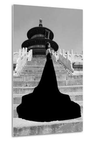 China 10MKm2 Collection - Red Carpet - Temple of Heaven-Philippe Hugonnard-Metal Print