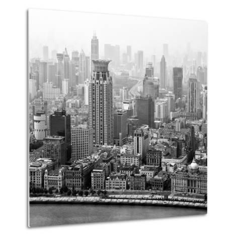 China 10MKm2 Collection - Shanghai-Philippe Hugonnard-Metal Print