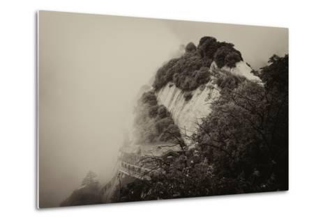 China 10MKm2 Collection - Mount Huashan - Shaanxi-Philippe Hugonnard-Metal Print