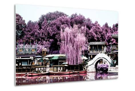 China 10MKm2 Collection - Suzhou Summer Palace-Philippe Hugonnard-Metal Print