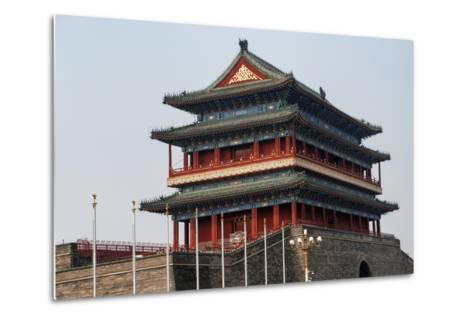China 10MKm2 Collection - Qianmen-Philippe Hugonnard-Metal Print