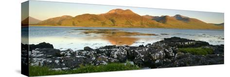 Ben More Range, Isle of Mull, Argyll and Bute, Scotland-Peter Thompson-Stretched Canvas Print