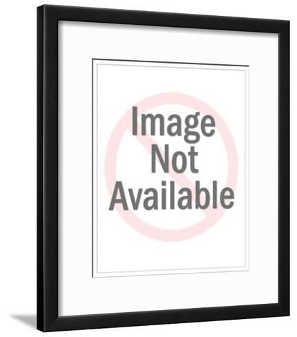"""""""Sure, they all love you before the movie comes out..."""" - Cartoon-Benjamin Schwartz-Framed Art Print"""