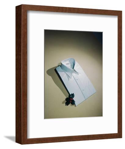 Best Selling Christmas Gifts - Pressed Shirt-Nina Leen-Framed Art Print