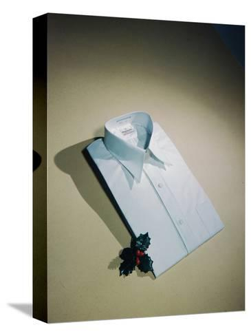 Best Selling Christmas Gifts - Pressed Shirt-Nina Leen-Stretched Canvas Print