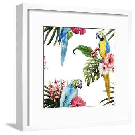 Birds-Zenina-Framed Art Print