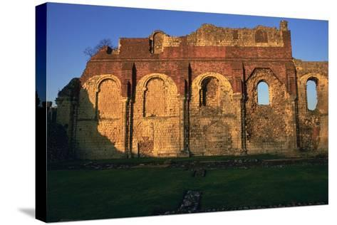 St Augustines Abbey, 6th Century-CM Dixon-Stretched Canvas Print