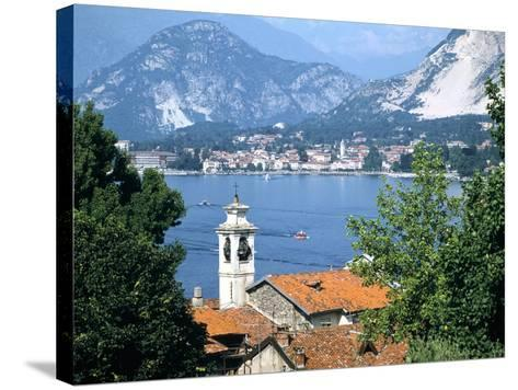 Lake Maggiore, Italy-Peter Thompson-Stretched Canvas Print
