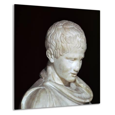 Hellenistic Marble Statue of a Young Athlete from Aydin, 1st Century Bc-CM Dixon-Metal Print