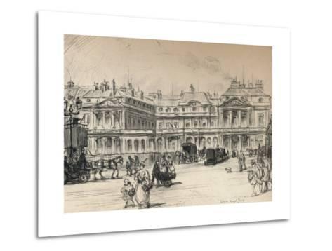 The Palais-Royal, 1915-Frank Milton Armington-Metal Print