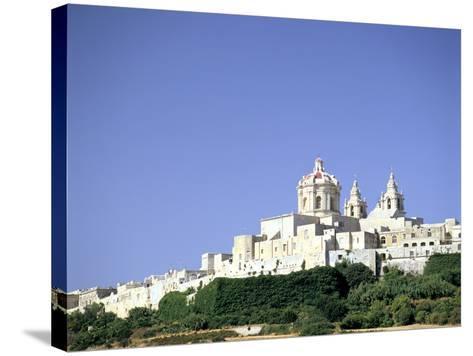 Mdina, Malta-Peter Thompson-Stretched Canvas Print
