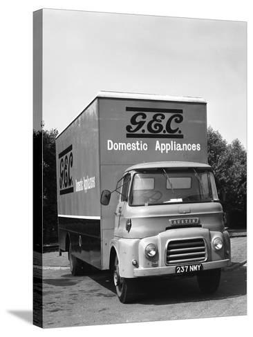Gec Austin Delivery Lorry, Swinton South Yorkshire, 1963-Michael Walters-Stretched Canvas Print