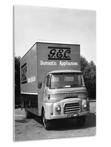 Gec Austin Delivery Lorry, Swinton South Yorkshire, 1963-Michael Walters-Metal Print