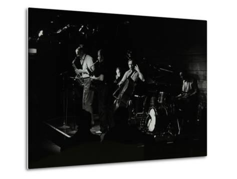 Jazz at the Stables, Wavendon, Buckinghamshire-Denis Williams-Metal Print