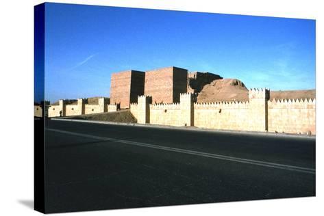 Mashki Gate, Nineveh, Iraq, 1977-Vivienne Sharp-Stretched Canvas Print
