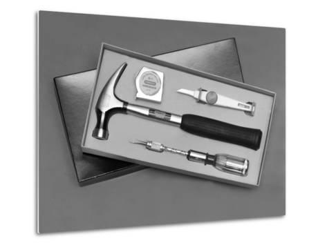 Product Shot of a Stanley Tools Boxed Set from 1986-Michael Walters-Metal Print