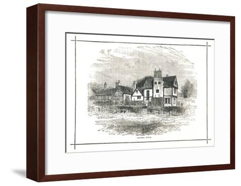 Boscobel House, Shropshire, 1893--Framed Art Print