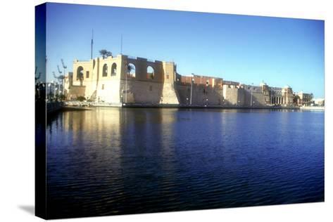 Tripoli Castle, Libya-Vivienne Sharp-Stretched Canvas Print