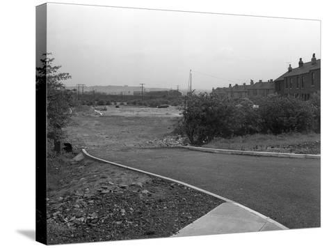 New Development, Kilnhurst, South Yorkshire, 1956-Michael Walters-Stretched Canvas Print