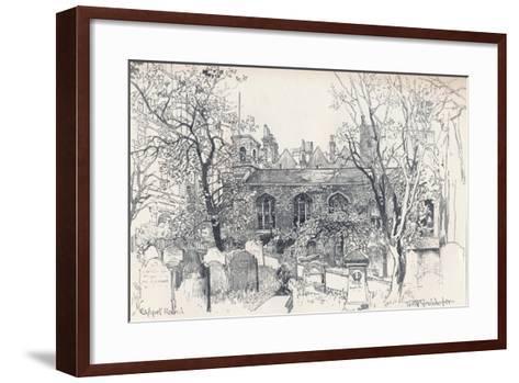 Chapel Royal, C1902-Tony Grubhofer-Framed Art Print