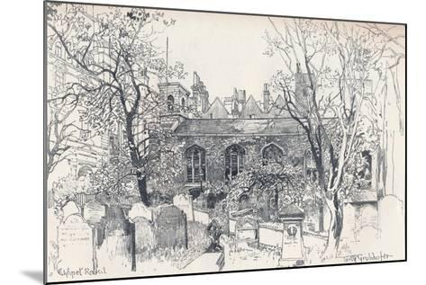 Chapel Royal, C1902-Tony Grubhofer-Mounted Giclee Print