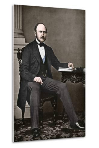 The Last Portrait of Albert, Prince Consort, 1861-Vernon Heath-Metal Print
