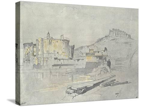 Castello Vecchio, C1839-1900, (1903)-John Ruskin-Stretched Canvas Print
