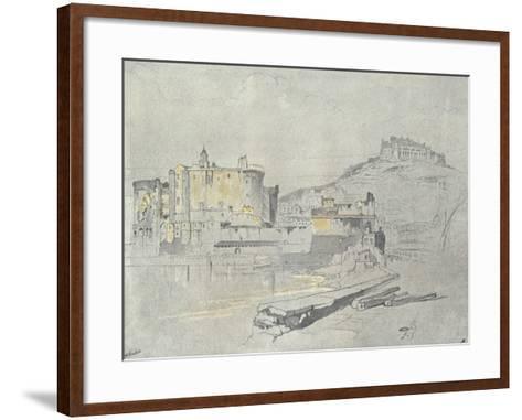 Castello Vecchio, C1839-1900, (1903)-John Ruskin-Framed Art Print