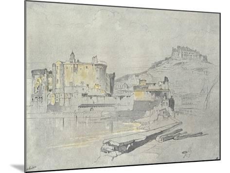 Castello Vecchio, C1839-1900, (1903)-John Ruskin-Mounted Giclee Print