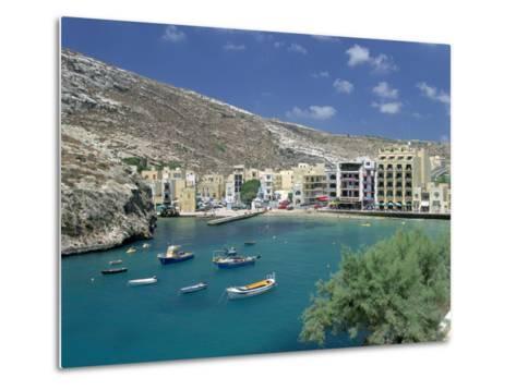 Xlendi, Gozo, Malta-Peter Thompson-Metal Print