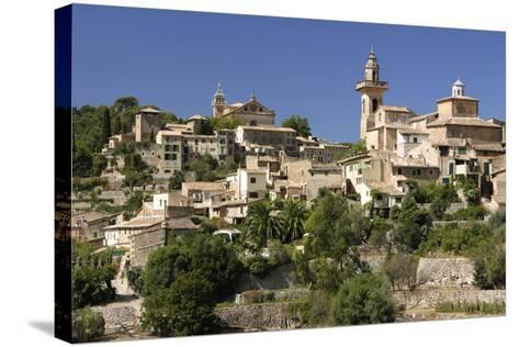 Valldemossa, Mallorca, Spain-Peter Thompson-Stretched Canvas Print