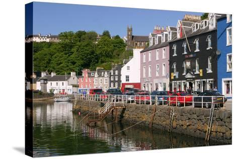 Tobermory, Isle of Mull, Argyll and Bute, Scotland-Peter Thompson-Stretched Canvas Print
