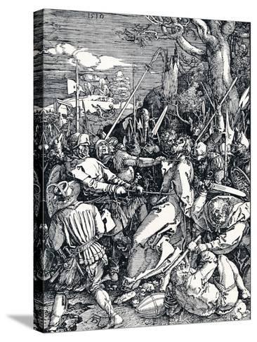 Christ Taken Captive, 1510-Albrecht D?rer-Stretched Canvas Print