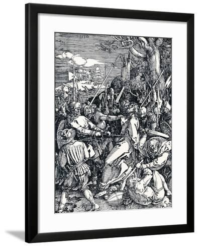 Christ Taken Captive, 1510-Albrecht D?rer-Framed Art Print