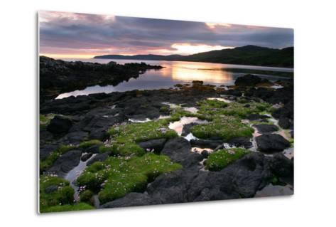 Loch Tuath, Isle of Mull, Argyll and Bute, Scotland-Peter Thompson-Metal Print