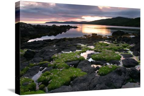 Loch Tuath, Isle of Mull, Argyll and Bute, Scotland-Peter Thompson-Stretched Canvas Print