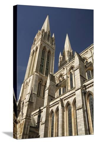 Truro Cathedral, Cornwall, 2009-Peter Thompson-Stretched Canvas Print