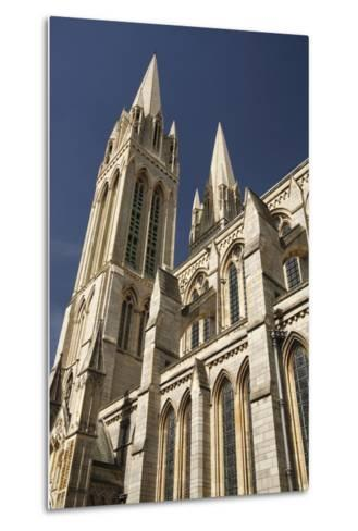 Truro Cathedral, Cornwall, 2009-Peter Thompson-Metal Print
