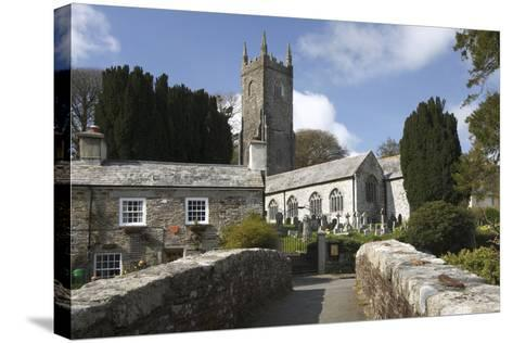 Altarnun, Cornwall, 2009-Peter Thompson-Stretched Canvas Print
