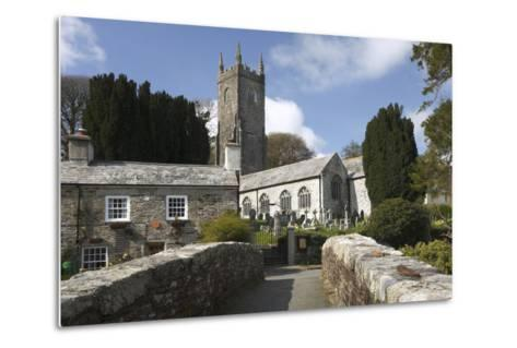 Altarnun, Cornwall, 2009-Peter Thompson-Metal Print