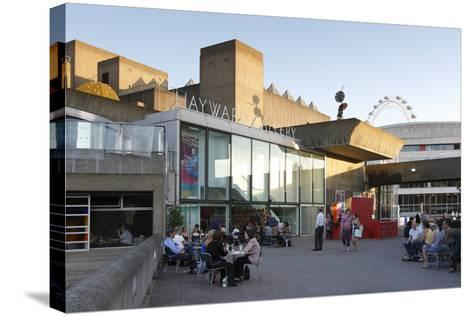 The Hayward Art Gallery, London, 2010-Peter Thompson-Stretched Canvas Print