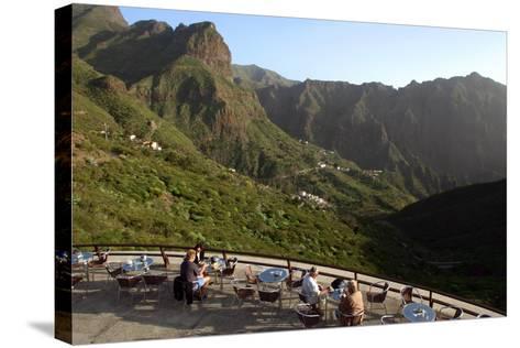 Miador De La Cruz De Hilda, Masca, Tenerife, Canary Islands, 2007-Peter Thompson-Stretched Canvas Print