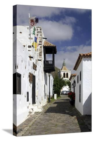 Betancuria, Fuerteventura, Canary Islands-Peter Thompson-Stretched Canvas Print