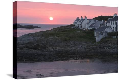 Portnahaven, Islay, Argyll and Bute, Scotland-Peter Thompson-Stretched Canvas Print