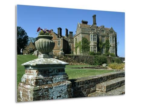 Chilham Castle, Kent-Peter Thompson-Metal Print