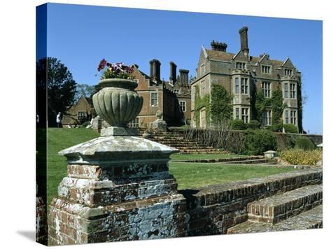 Chilham Castle, Kent-Peter Thompson-Stretched Canvas Print