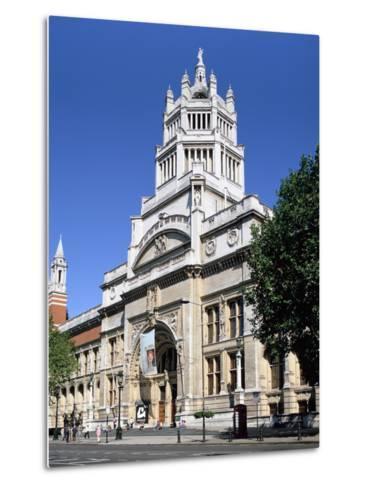 Victoria and Albert Museum, South Kensington, London-Peter Thompson-Metal Print