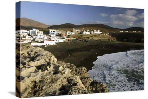 Puerto De La Pena, Ajuy, Fuerteventura, Canary Islands-Peter Thompson-Stretched Canvas Print