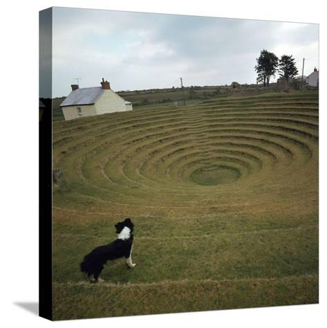 Gwennap Pit Near Redruth, 18th Century-CM Dixon-Stretched Canvas Print